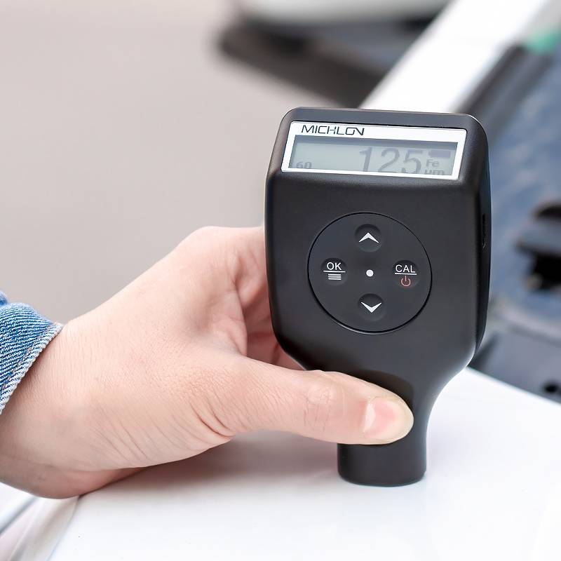 Car paint thickness tester meter gauge crash Paint Meter for Car & Industrial Apply