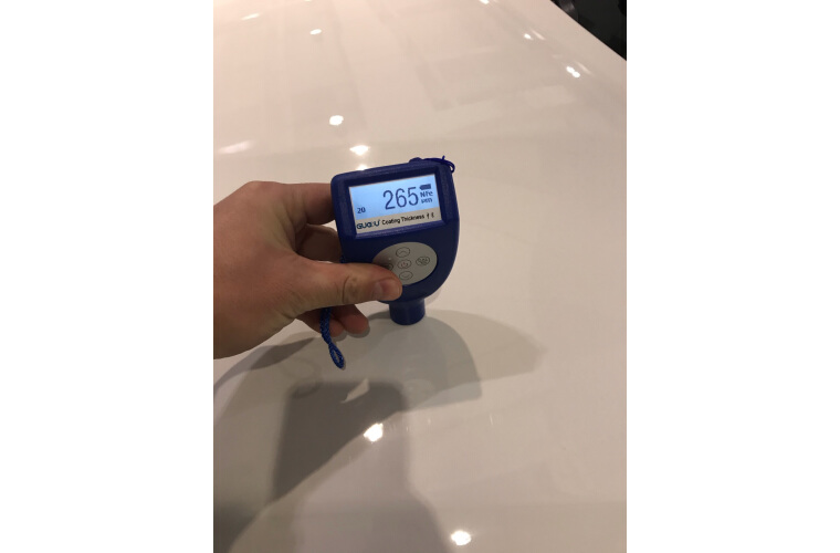 digital paint thickness gauge