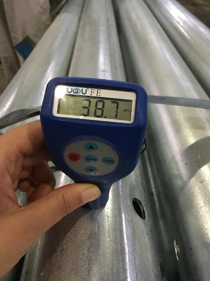 Galvanized thickness gauge