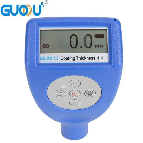 Digital Car Paint Coating Thickness Meter Gauge galvanized Thickness Tester