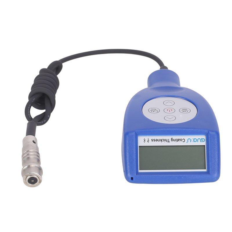Universal testing machine electronic galvanized chrome coating thickness gauge